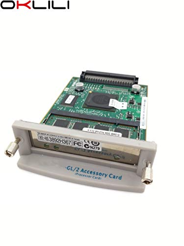 Printer Parts New CH336-60001 CH336-80001 GL/2 Yoton Accessory Card Main Logic Board + 512MB RAM for HP Designjet 5100 510 510ps 24'' 42'' by Yoton (Image #3)