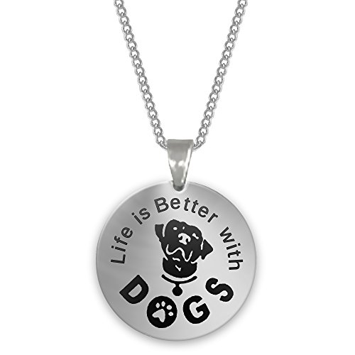 Quality Dog Charm Pendant Necklace - Ins - Diamond Forever Right Hand Ring Shopping Results