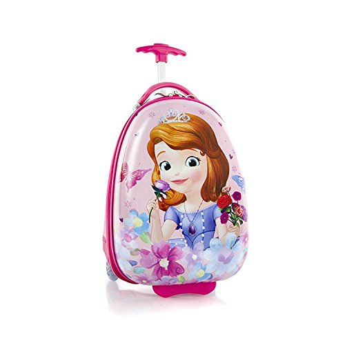 heys-disney-princess-sofia-flowers-brand-new-excellent-designed-kids-carry-on-approved-hard-luggage-