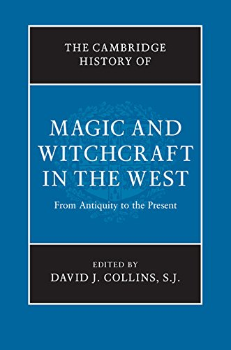 Amazon the cambridge history of magic and witchcraft in the the cambridge history of magic and witchcraft in the west from antiquity to the present fandeluxe Image collections