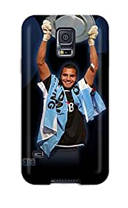 New Design Shatterproof XBsEwph4615mgimm Case For Galaxy S5 (sergio Romero)