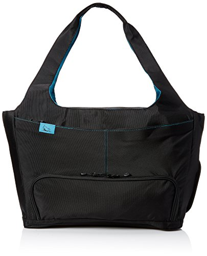 Skooba Design Yoga Tote Bag, Medium, Black