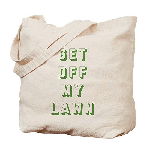 CafePress Off Bag Shopping Natural Cloth Lawn Bag My Tote Canvas Get qq1C6xp
