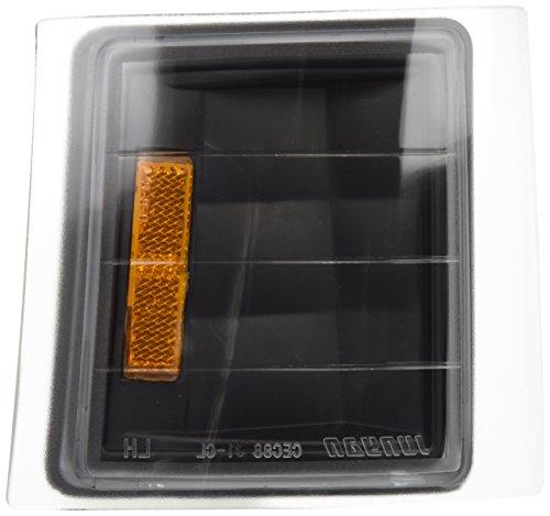 Spec-D Tuning 2LC-G1G3JM-V2-TM Chevy C/K C10 Pickup Silverado 1500 Tahoe Black Corner Signal Lights
