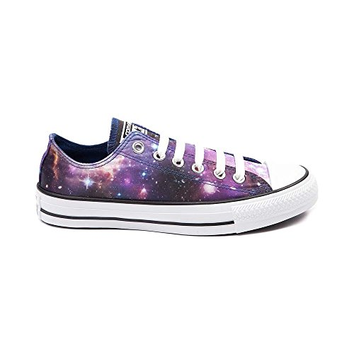Converse Mens One Star In Pelle Scamosciata Ox Sneakers Galaxy