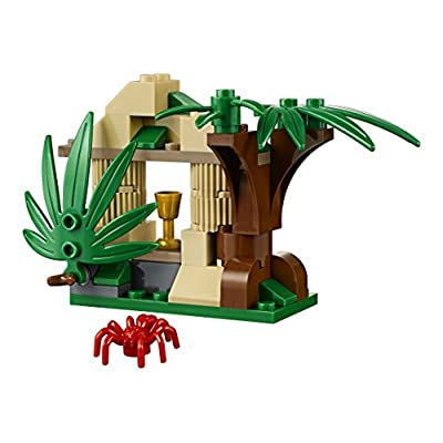 LEGO City Jungle Explorers Jungle Cargo Helicopter 60158 Building Kit (201 Piece): Toys & Games