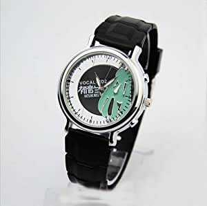 Cosplay Costume Anime Watch Wrist Watch with Cool Led vocaloid