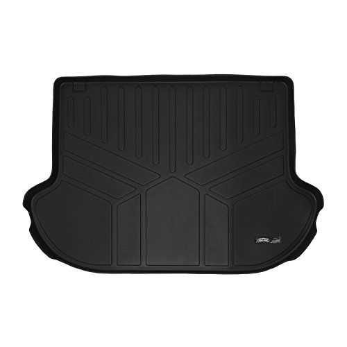MAXTRAY All Weather Cargo Liner Floor Mat Black for 2015-2018 Nissan - Cargo Weather All Liner