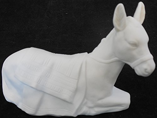 The Donkey Porcelain Figurine