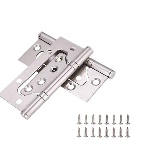 Zengest Stainless Steel Door Hinges 4 x 4