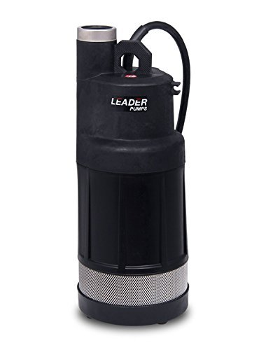 Blue Diver 60119844 BD-750 OEC Submersible Pump, Plastic, Black
