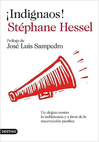 ¡Indignaos! (Imago Mundi): Amazon.es: Stéphane Hessel, José Luis Sampedro, Telmo Moreno Lanaspa: Libros