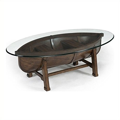 Magnussen Beaufort Cocktail Table in Dark Oak ()