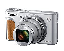 Image of the product Canon PowerShot SX740 that is listed on the catalogue brand of Canon. The product has been rated with a 4.6 over 5