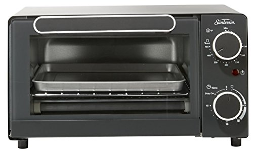 sunbeam 4 slice toaster oven - 4