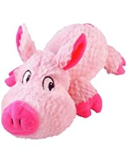 Yours Droolly Cuddlies Pig Pink