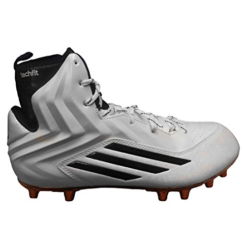 Adidas Heren Special Crazyquick 2.0 High Wide 2 Voetbal Schoenplaten White / Core Black / Copper Metallic