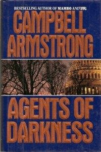 book cover of Agents of Darkness