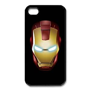 Ironman-009 For iphone 4 4s Cell Phone Case Black Protective Cover xin2jy-4341961