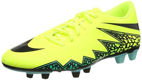 Volt FG Phade HyperVenom Hyper Football Mens Clr Black II Jade Boots Volt Turq EYRrqRn