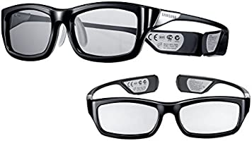 Samsung SSG-3300GR - Gafas 3D (160 x 167.6 x 40.64, 272.2, Black, -10 - 60)
