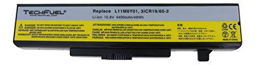 NR19 65-2, 45N1043, L11L6Y01 Battery for Lenovo IdeaPad E49 Series and ThinkPad Edge E430, E530, E535 Laptops - Professional 6-cell, 48Wh 10.8V Li-ion Battery ()