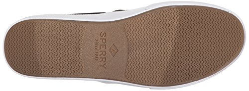 Sperry Top-sider Hombres Striper Ii Slip-on Sneaker Black