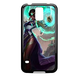 Karma-001 League of Legends LoLDiy For Ipod mini Case Cover Plastic Black