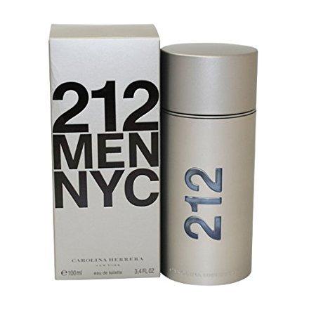 212 MΔ—n NYC CarolΔ«na HΔ—rrΔ—ra 3.4 fl. oz Eau de Toilette