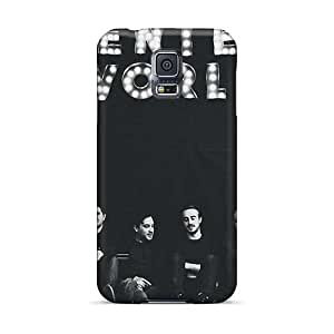 Shock-Absorbing Hard Phone Case For Samsung Galaxy S5 (WTn17878VDrS) Support Personal Customs High-definition Papa Roach Pictures