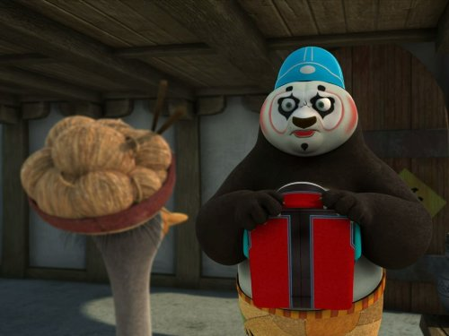 Love Stings (Kung Fu Panda And The Legends Of Awesomeness)