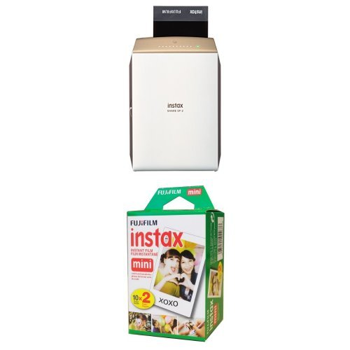 Fujifilm Instax Share Smartphone Printer SP2 (Gold), used for sale  Delivered anywhere in Canada