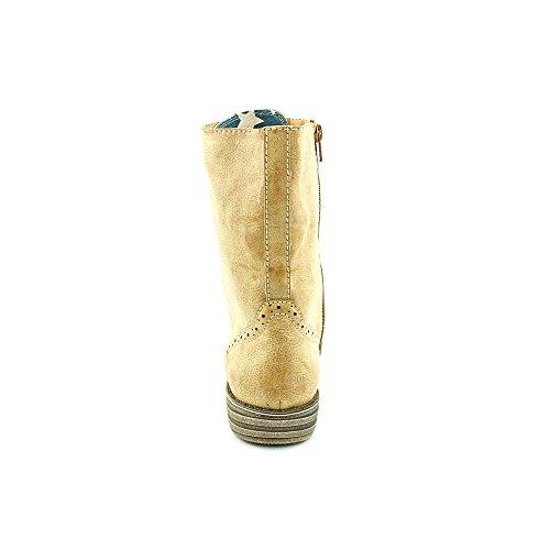 Amerikaanse Lap Patriottische Dameslaarzen Natural Maat 8,5 M
