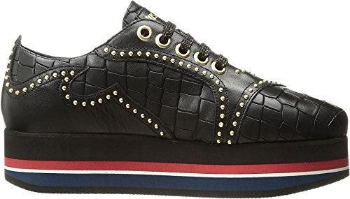 Sneaker In Pelle Stampa Cocco Solo Cavalli Donna