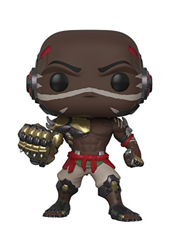 Pop! Overwatch 4 - Figura de Vinilo Doomfist