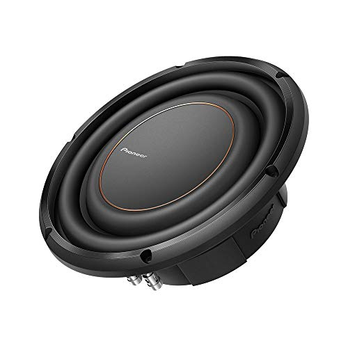 Pioneer TS-D10LS4 10″ 4-ohm Component Subwoofer
