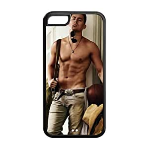 Channing Tatum Inspired Design TPU Case Back Cover For Iphone 5c iphone5c-NY999