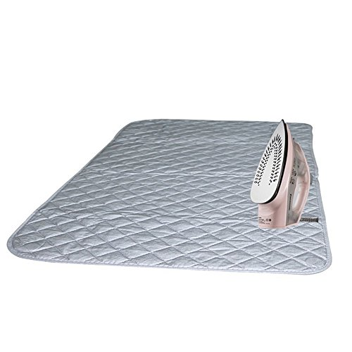 Ironing Blanket,Canika Magnetic Mat Laundry Pad,Washer Dryer Heat Resistant Pad, Ironing Board Covers (33