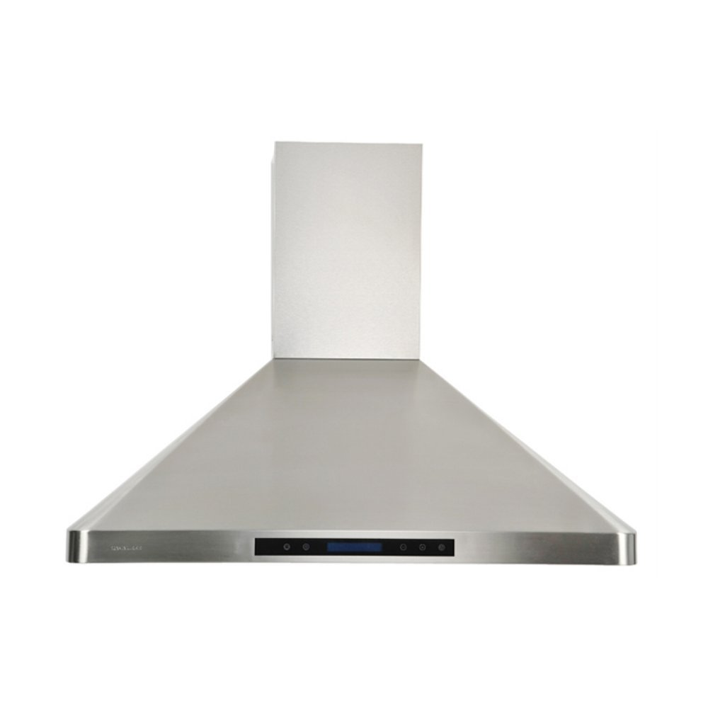 CAVALIERE AP238-PS31-36 Wall Mounted Stainless Steel Kitchen Range Hood with Remote Control 900 CFM