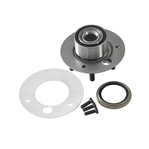 (DRIVESTAR 518502 New Front Wheel Hub & Bearing Driver or Passenger for Plymouth Dodge)