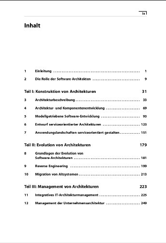 HANDBUCH DER SOFTWARE ARCHITEKTUR EPUB DOWNLOAD