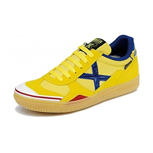 de GRESCA Chaussures Jaune MUNICH Jaune Futsal pwWgU