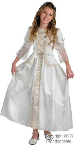 Elizabeth Child Child Costume - Large