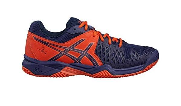 Amazon.com | ASICS Shoe Size: UK 1.5 / EU 34.5 / US 2.5 Red ...