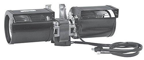 Double-tap to zoom - Fireplace Blower Heat N Glow GFK-160A; Regency Wood Stove Insert