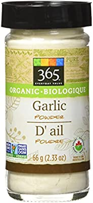 365 Everyday Value Organic Garlic Powder, 2.33 oz