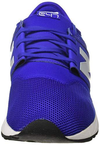 Uomo Sneaker New white Blue Mrl247d1 Balance 4HwxwtE