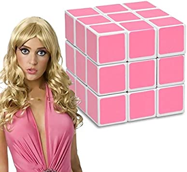 Magic Cube pink for blondes Magic Puzzle 41l19mrwIdL._AC_SY355_