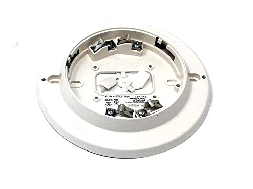 SIEMENS DB-11 Fire Alarm Low Profile Surface Mount Detector Base for The Series 11 (Siemens Fire Alarm)