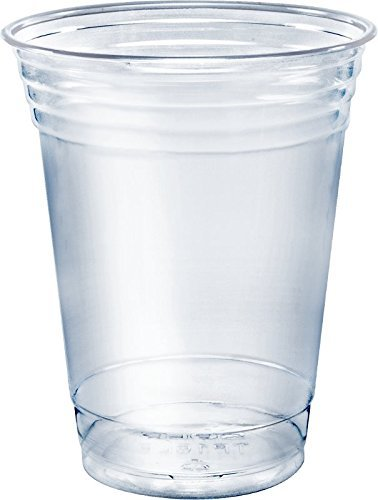 Green Direct Party Plastic Clear